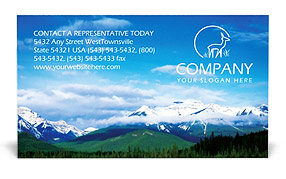 Nature Business Card Templates