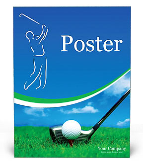Golf Poster Template amp Design ID 0000000440