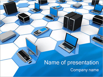 Networks PowerPoint Template