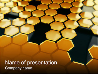 Combs PowerPoint Template