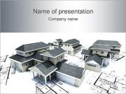 House Building PowerPoint presentationsmallar