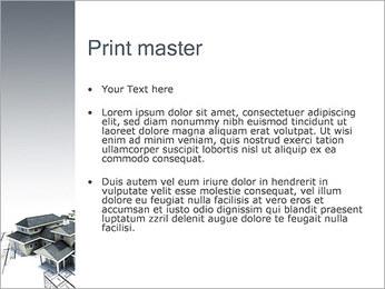 House Building Modelos de apresentações PowerPoint - Slide 24