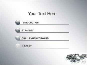 House Building Modelos de apresentações PowerPoint - Slide 3