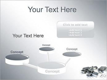 House Building Modelos de apresentações PowerPoint - Slide 9
