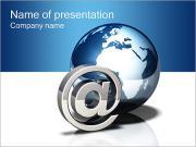 E-mail Шаблоны презентаций PowerPoint
