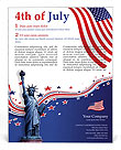 Independence Day Flyer Templates