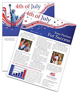 Jour de l'Indépendance Newsletter