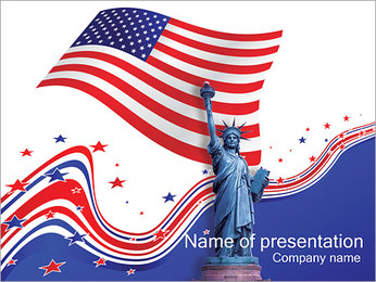 Independence Day PowerPoint Template