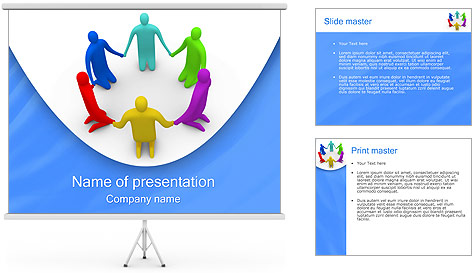 Social Psychology PowerPoint Template