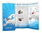 Travel to Europe Brochure Template