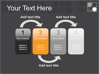 Minimal Modèles des présentations  PowerPoint - Diapositives 11