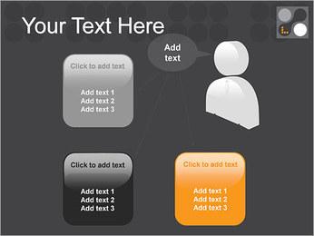 Minimal Modèles des présentations  PowerPoint - Diapositives 12