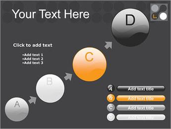 Minimal Modèles des présentations  PowerPoint - Diapositives 15