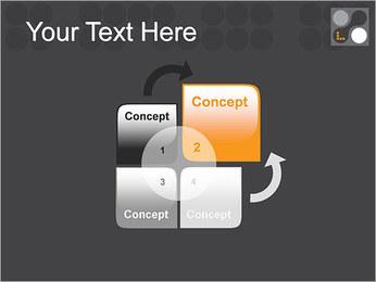 Minimal Modèles des présentations  PowerPoint - Diapositives 5