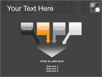 Minimal Modèles des présentations  PowerPoint - Diapositives 8