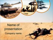 Defense Technology PowerPoint Templates