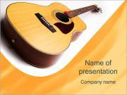 Guitar PowerPoint Templates