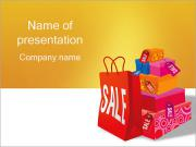 Shopping PowerPoint Templates