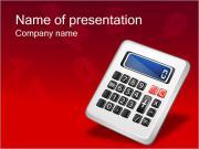 Расчет Шаблоны презентаций PowerPoint
