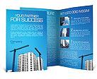 Building Plot Folhetos promocionais