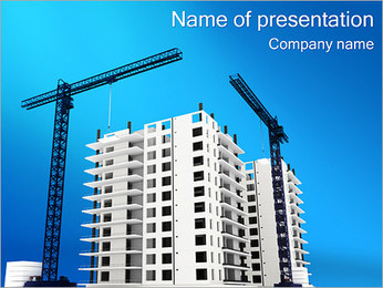 Building Plot PowerPoint Templates - Slide 1