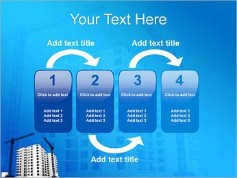 Lote Prédio Modelos de apresentações PowerPoint - Slide 11