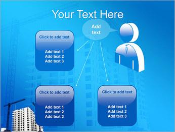 Lote Prédio Modelos de apresentações PowerPoint - Slide 12