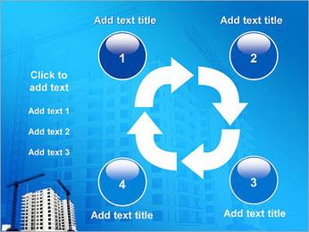 Lote Prédio Modelos de apresentações PowerPoint - Slide 14
