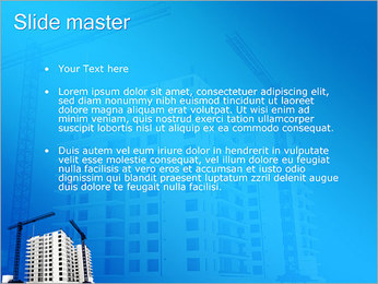 Lote Prédio Modelos de apresentações PowerPoint - Slide 2