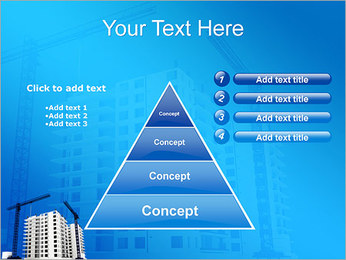 Lote Prédio Modelos de apresentações PowerPoint - Slide 22