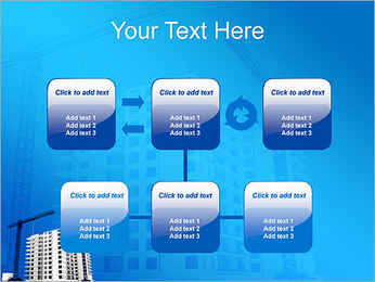 Lote Prédio Modelos de apresentações PowerPoint - Slide 23