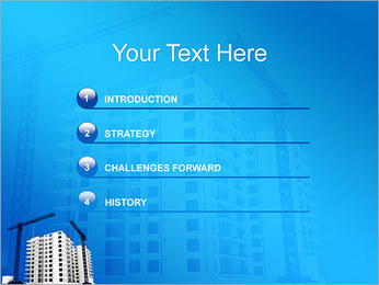 Lote Prédio Modelos de apresentações PowerPoint - Slide 3
