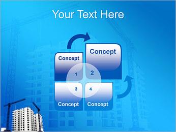 Lote Prédio Modelos de apresentações PowerPoint - Slide 5