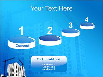 Lote Prédio Modelos de apresentações PowerPoint - Slide 7