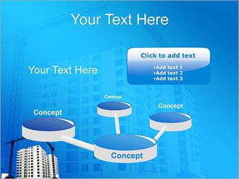Lote Prédio Modelos de apresentações PowerPoint - Slide 9