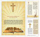 Holy Bible Word Template