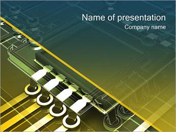 Microchip PowerPoint Template