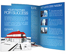 House Planning Brochure Templates