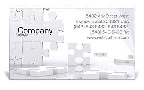 Brainstorm Business Card Template
