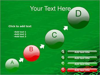 Digits PowerPoint Templates - Slide 15