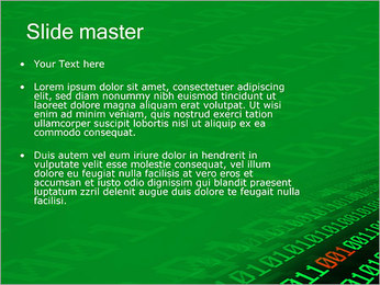 Digits PowerPoint Templates - Slide 2