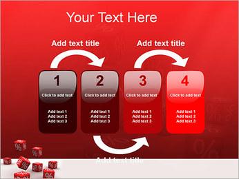 Percent PowerPoint Template - Slide 11