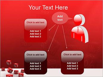 Percent PowerPoint Template - Slide 12