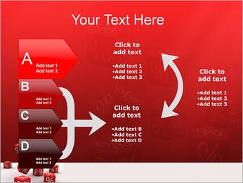 Percent PowerPoint Template - Slide 16