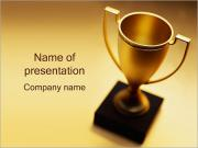 Award PowerPoint presentationsmallar