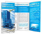 Building Planning Brochure Template