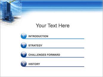 Planejamento Construção Modelos de apresentações PowerPoint - Slide 3