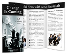 Chess Brochure Templates