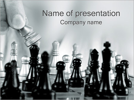 Chess PowerPoint Templates
