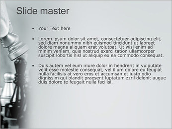 Chess PowerPoint Template - Slide 2